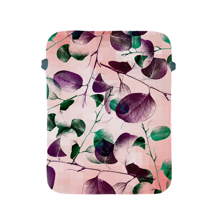 Spiral Eucalyptus Leaves Apple iPad 2/3/4 Protective Soft Cases