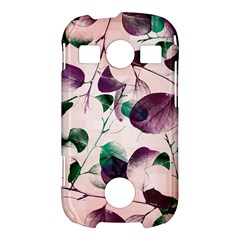 Spiral Eucalyptus Leaves Samsung Galaxy S7710 Xcover 2 Hardshell Case
