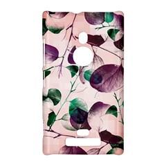 Spiral Eucalyptus Leaves Nokia Lumia 925