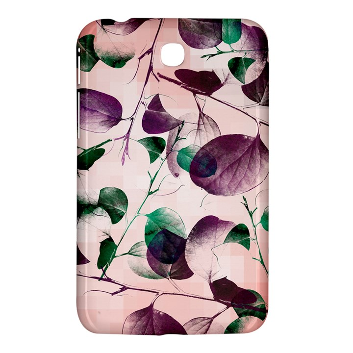 Spiral Eucalyptus Leaves Samsung Galaxy Tab 3 (7 ) P3200 Hardshell Case