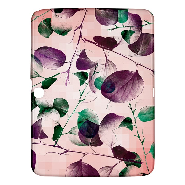 Spiral Eucalyptus Leaves Samsung Galaxy Tab 3 (10.1 ) P5200 Hardshell Case