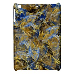 Antique Anciently Gold Blue Vintage Design Apple Ipad Mini Hardshell Case