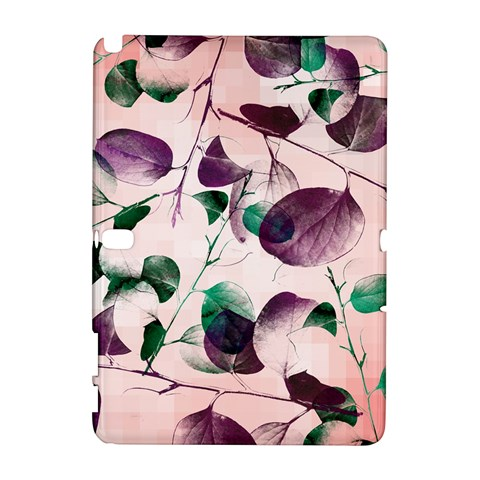Spiral Eucalyptus Leaves Samsung Galaxy Note 10.1 (P600) Hardshell Case