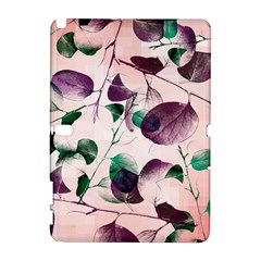 Spiral Eucalyptus Leaves Samsung Galaxy Note 10 1 (p600) Hardshell Case