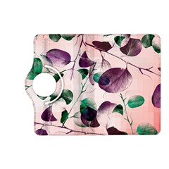 Spiral Eucalyptus Leaves Kindle Fire Hd (2013) Flip 360 Case