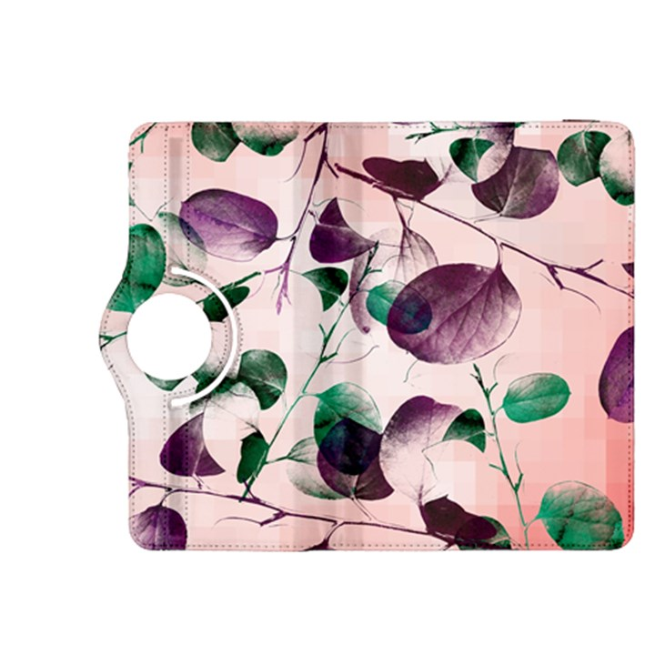 Spiral Eucalyptus Leaves Kindle Fire HDX 8.9  Flip 360 Case