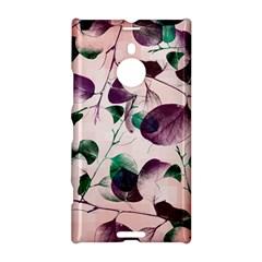 Spiral Eucalyptus Leaves Nokia Lumia 1520
