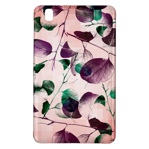 Spiral Eucalyptus Leaves Samsung Galaxy Tab Pro 8.4 Hardshell Case