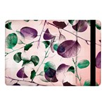 Spiral Eucalyptus Leaves Samsung Galaxy Tab Pro 10.1  Flip Case Front