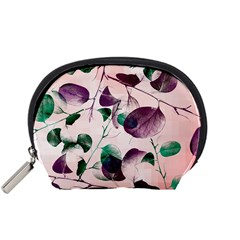 Spiral Eucalyptus Leaves Accessory Pouches (Small)