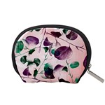 Spiral Eucalyptus Leaves Accessory Pouches (Small)  Back