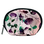 Spiral Eucalyptus Leaves Accessory Pouches (Medium)  Front