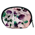 Spiral Eucalyptus Leaves Accessory Pouches (Medium)  Back