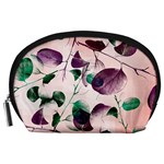 Spiral Eucalyptus Leaves Accessory Pouches (Large)  Front