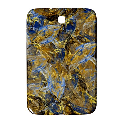 Antique Anciently Gold Blue Vintage Design Samsung Galaxy Note 8.0 N5100 Hardshell Case