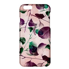 Spiral Eucalyptus Leaves Apple Iphone 6 Plus/6s Plus Hardshell Case