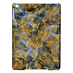 Antique Anciently Gold Blue Vintage Design iPad Air Hardshell Cases