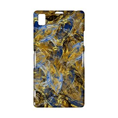 Antique Anciently Gold Blue Vintage Design Sony Xperia Z1