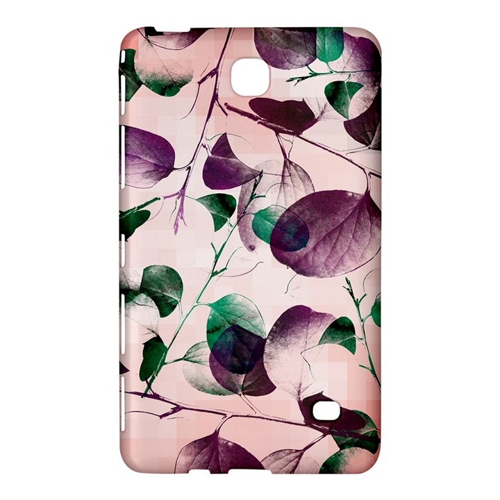 Spiral Eucalyptus Leaves Samsung Galaxy Tab 4 (7 ) Hardshell Case