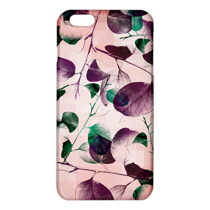 Spiral Eucalyptus Leaves iPhone 6 Plus/6S Plus TPU Case
