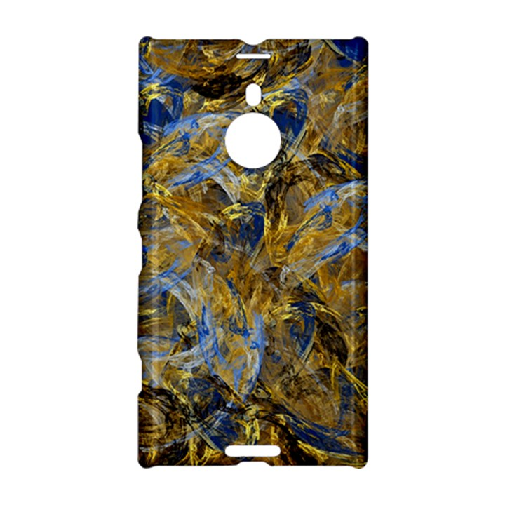 Antique Anciently Gold Blue Vintage Design Nokia Lumia 1520