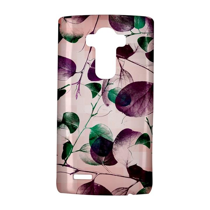 Spiral Eucalyptus Leaves LG G4 Hardshell Case