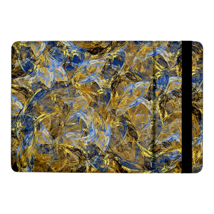 Antique Anciently Gold Blue Vintage Design Samsung Galaxy Tab Pro 10.1  Flip Case