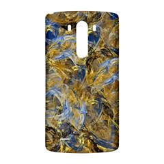 Antique Anciently Gold Blue Vintage Design LG G3 Back Case