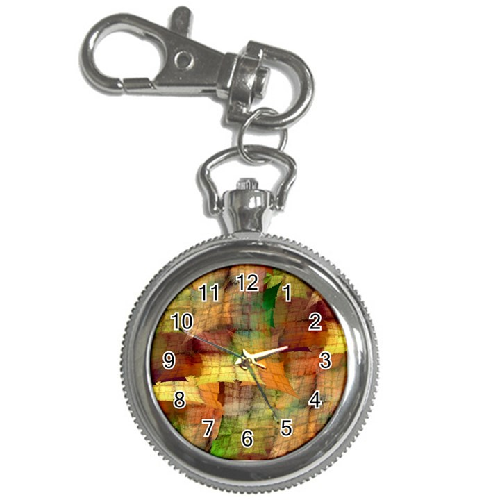 Indian Summer Funny Check Key Chain Watches