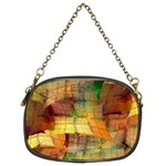 Indian Summer Funny Check Chain Purses (Two Sides)  Front