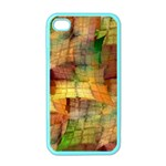 Indian Summer Funny Check Apple iPhone 4 Case (Color) Front