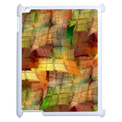 Indian Summer Funny Check Apple Ipad 2 Case (white)