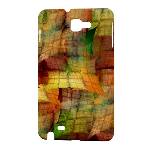 Indian Summer Funny Check Samsung Galaxy Note 1 Hardshell Case