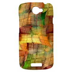 Indian Summer Funny Check HTC One S Hardshell Case
