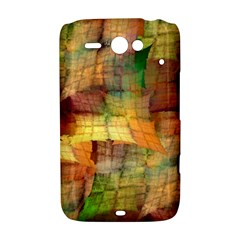 Indian Summer Funny Check HTC ChaCha / HTC Status Hardshell Case