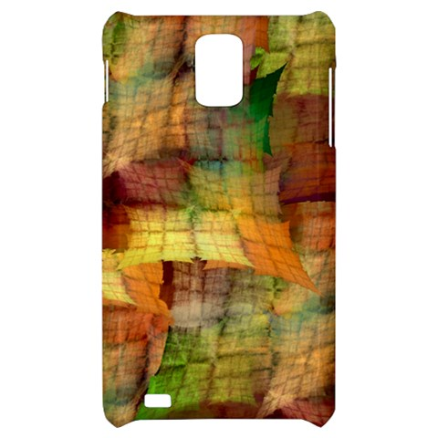 Indian Summer Funny Check Samsung Infuse 4G Hardshell Case