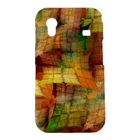 Indian Summer Funny Check Samsung Galaxy Ace S5830 Hardshell Case