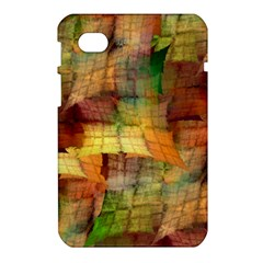 Indian Summer Funny Check Samsung Galaxy Tab 7  P1000 Hardshell Case