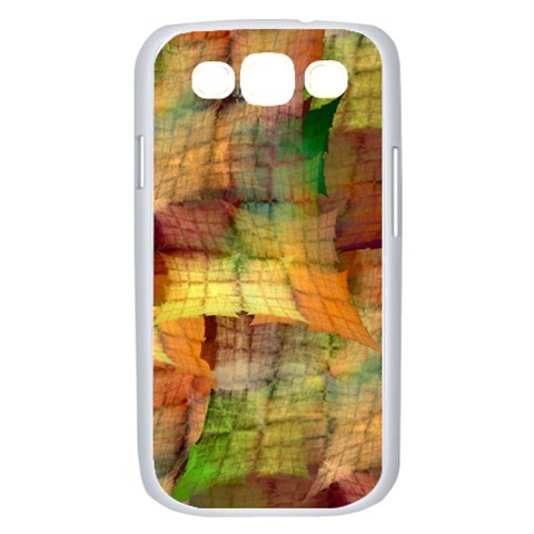 Indian Summer Funny Check Samsung Galaxy S III Case (White)