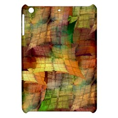 Indian Summer Funny Check Apple iPad Mini Hardshell Case