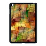 Indian Summer Funny Check Apple iPad Mini Case (Black) Front