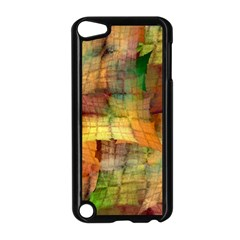 Indian Summer Funny Check Apple iPod Touch 5 Case (Black)