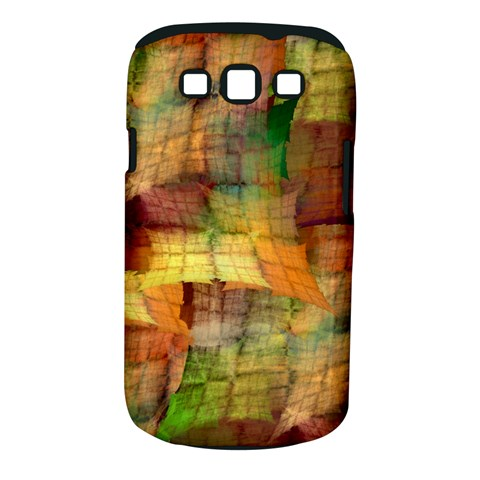 Indian Summer Funny Check Samsung Galaxy S III Classic Hardshell Case (PC+Silicone)