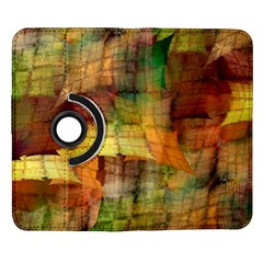 Indian Summer Funny Check Samsung Galaxy Note II Flip 360 Case