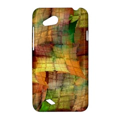 Indian Summer Funny Check HTC Desire VC (T328D) Hardshell Case