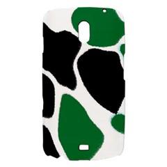 Green Black Digital Pattern Art Samsung Galaxy Nexus i9250 Hardshell Case