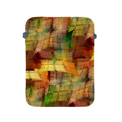 Indian Summer Funny Check Apple iPad 2/3/4 Protective Soft Cases