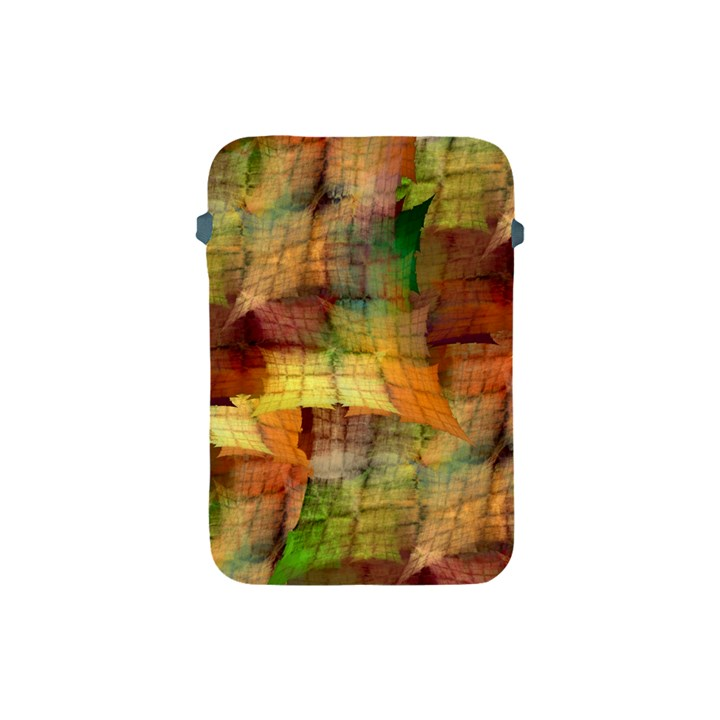 Indian Summer Funny Check Apple iPad Mini Protective Soft Cases