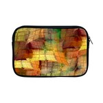 Indian Summer Funny Check Apple iPad Mini Zipper Cases Front