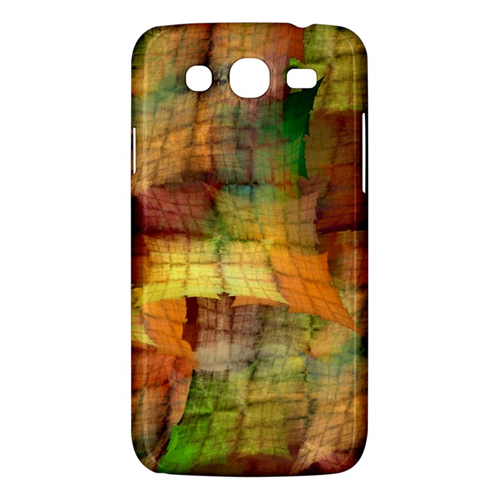 Indian Summer Funny Check Samsung Galaxy Mega 5.8 I9152 Hardshell Case